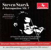 Album artwork for Steven Staryk: A Retrospective, Vol. 7