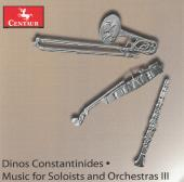 Album artwork for Constantinides: Music for Soloists & Orchestras, V