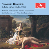 Album artwork for Rauzzini: Opera Arias & Scenes