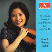 Album artwork for J.S. Bach: Sonatas & Partitas for Solo Violin