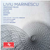 Album artwork for Marinescu: Chamber Works