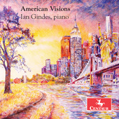 Album artwork for American Visions