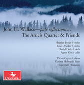 Album artwork for John H. Wallace: Pale Reflections