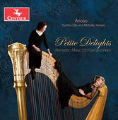 Album artwork for Petite Delights - Romantic Music for Flute and Har