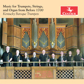 Album artwork for Music for Trumpets, Strings & Organ From Before 17