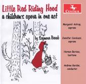 Album artwork for Barab: Little Red Riding Hood