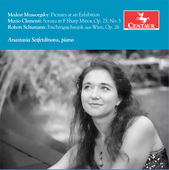 Album artwork for Mussorgsky, Clementi & Schumann: Piano Works