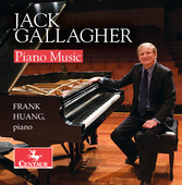 Album artwork for Jack Gallagher: Piano Music