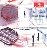 Album artwork for Ori Barel: Small Town