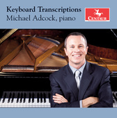 Album artwork for Keyboard Transcriptions