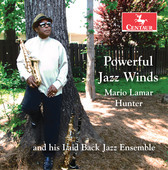 Album artwork for Powerful Jazz Winds