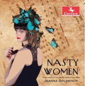 Album artwork for Nasty Women: Piano Music in the Age of Women's Suf