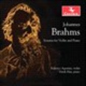 Album artwork for Brahms: Sonatas for Violin and Piano