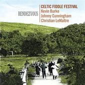 Album artwork for RENDEZVOUS - CELTIC FIDDLE FESTIVAL