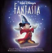 Album artwork for Walt Disney's Fantasia Remasterd original Soundtr