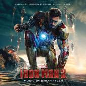 Album artwork for Iron Man 3 OST