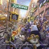 Album artwork for ZOOTOPIA