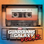 Album artwork for Guardians of the Galaxy vol.2 OST