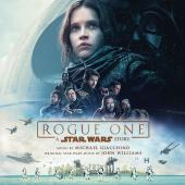 Album artwork for ROGUE ONE: STAR WARS STORY
