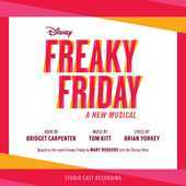 Album artwork for FREAKY FRIDAY: NEW MUSICAL