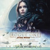Album artwork for ROGUE ONE: STAR WARS STORY (vinyl)