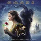 Album artwork for BEAUTY & THE BEAST OST