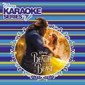 Album artwork for DISNEY KARAOKE: BEAUTY & THE B