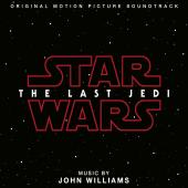 Album artwork for STAR WARS: THE LAST JEDI  OST