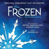 Album artwork for FROZEN: THE BROADWAY MUSICAL