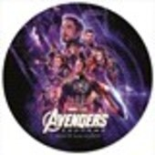 Album artwork for AVENGERS: ENDGAME LP