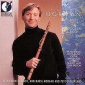 Album artwork for MAN WITH THE WOODEN FLUTE