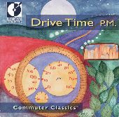 Album artwork for COMMUTER CLASSICS - DRIVE TIME P.M.