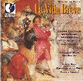 Album artwork for Manuel De Falla:  La Vida Breve