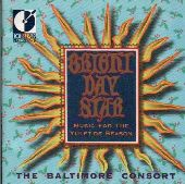 Album artwork for BALTIMORE CONSORT - BRIGHT DAY STAR