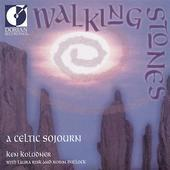 Album artwork for WALKING STONES: A CELTIC SOJOURN