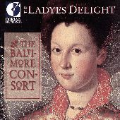 Album artwork for LADYES DELIGHT