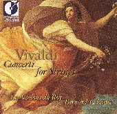 Album artwork for CONCERTI FOR STRINGS