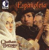 Album artwork for ESPANOLETA