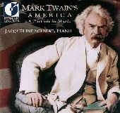 Album artwork for MARK TWAIN'S AMERICA