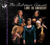 Album artwork for The Baltimore Consort: Live in Concert