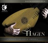 Album artwork for Hagen: Sonatas for Lute and Strings