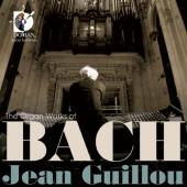 Album artwork for Bach: Organ Works - Jean Guillou