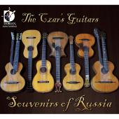 Album artwork for Souvenirs of Russia: The Czar's Guitars