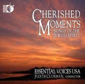 Album artwork for Cherished Moments - Songs of the jewish Spirit