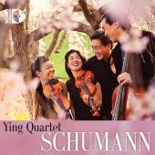 Album artwork for Schumann: String Quartets [Blu-Ray Audio & CD]