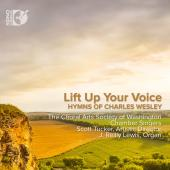 Album artwork for LIFT UP YOUR VOICE