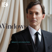Album artwork for Windows / Bruce Livingston (piano)