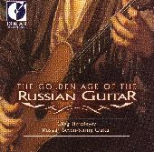 Album artwork for Oleg Timofeyev: Golden Age of the Russian Guitar