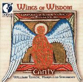 Album artwork for WINGS OF WISDOM