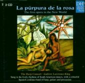 Album artwork for LA PURPURA DE LA ROSA